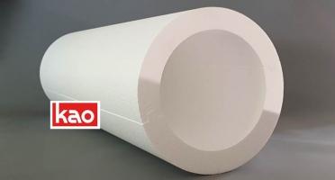 Изоляция для труб из пенополистирола КАО для труб диам 219