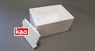 Ложемент из пенопласта | пенополистирола упаковка для прибора цена