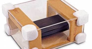 Защитная упаковка из пенопласта пенополистирола