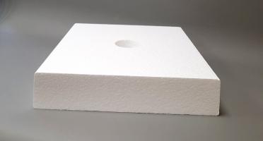 Блок пенопласта пенополистирола для монолитных перекрытий