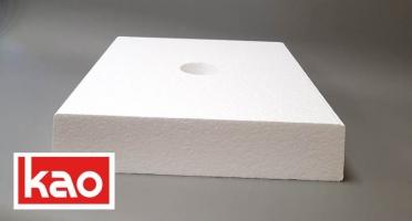 Блок трапеция пенопласта пенополистирола для монолитных перекрытий