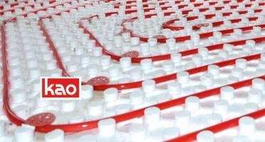 Пенопласт с бобышками для водяного пола Термопол КАО