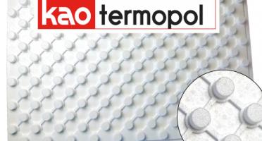 Пенополистирольные плиты для теплого пола