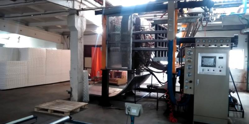 Производство матов монтажных для теплого пола на заводах КАО